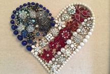 Old Jewelry Makeovers / by Donna Neer
