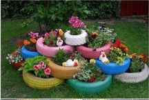 DIY Outdoor Decor and more! / by Donna Neer