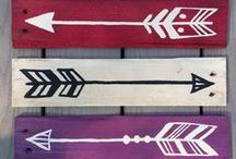 Arrows / by Denise Adams