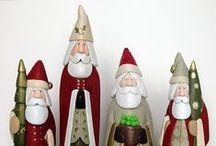 Navidad - Santas (Christmas)