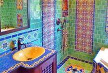 Baños, duchas - Bathrooms