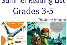 Books for upper primary