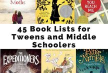 Books for Middle Schoolers
