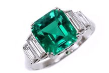 Esmeraldas - Emeralds (Anillos - Rings)