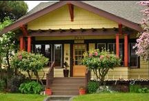 My 1926 Bungalow / Things that catch my eyes for my 1926 Chicago/craftsman style bungalow / by Kristin Richey