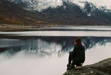 t r a v e l / a severe case of wanderlust