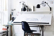 Homework / Home office style / by Creative Coquette