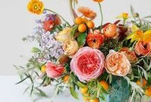 from the garden / floral design
