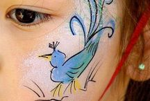 Face painting / by Rachel Lykins