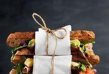 H A V E R S A C K / Lunch & Sandwiches / by Amanda Marko
