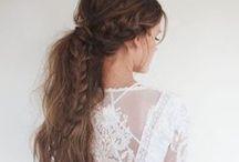 Penteados para noivas / Dicas de cabelos para noivas.