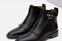 Calçados minimalistas / Sapatos básicos e atemporais.