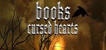 Cursed Hearts (Hearts Duology) / Images which inspired my Young Adult paranormal romance about a teenage succubus and a teenage vamp finding love.
