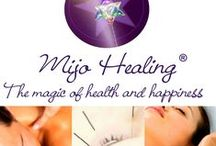 Mijo Healing ™- The magic of health & happiness / Mijo Healing ™ is based on the recognition that health exists when the body, mind and spirit, as the instruments of an orchestra harmoniously vibrate in unison and form a strong unit.Mijo Healing ™ combines modern and traditional traditional healing methods as well as the principles of western and eastern health teaching to a meaningful synthesis.Mijo Healing ™ is a holistic way of treatment to maintain health as well as the restoration of health. www.zfnh.de