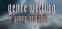 Writing YA & NA / Things to know when writing for Young Adult and New Adult genres.