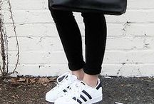 ADIDAS | Looks com tênis / Looks com Adidas Superstar.