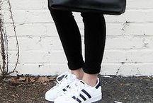 ADIDAS | Looks com tênis / Looks com Adidas Superstar.