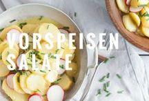 Vorspeisen & Salate / Vegane Vorspeisen und Salate