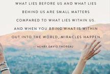 words of wisdom  / by Amy Schwartz