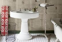 Bathrooms / by Rachel