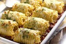 Food, Mix of recipes