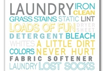 Laundry / Mud room / by April Hauger