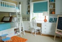 Dreamy Kids Rooms / by April Hauger