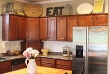Kitchen Decor & Organizing / by April Hauger
