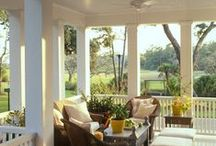 Patios, Decks, Porches & Sunrooms