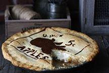 Tarts, pies & happiness