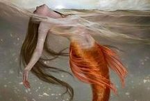 Mermaids / by Sharon Anderson