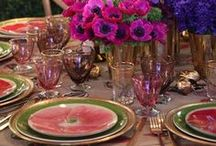 Tablescapes / by Sharon Anderson