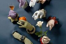 HANDS - GLOVES / by Mzelle Fraise