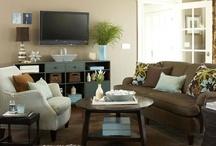 Living Room / by April Hauger