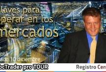 Trading Eventos / Galería de videos e  imágenes tomadas en eventos dirigidos a profesionales del trading e inversores.