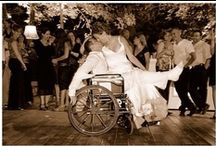 Wheelchair Lifestyle / Weddings on wheels! Dogs that serve. Live the fabulous life that you DESERVE!