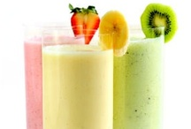 Smoothies/ Drinks / by Jessica Rich
