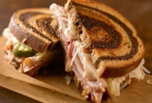 Sandwiches I have known and loved