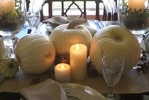 Fall Decor/ Give Thanks! / by Jessica Rich