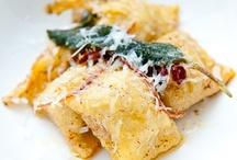 Radical Ravioli and Luscious Lasagna