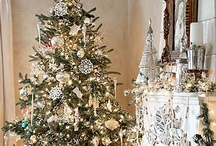 """O  Tannenbaum / """"Its the most wonderful time of the year..."""" and even in my old age....I still LOVE it... Usually have a tree in every room.... LOVE LOVE LOVE iT!"""