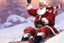 """Santa, baby..."""
