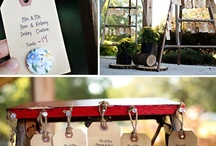 Place Card Ideas / Inspiration from our brides and brides across the web
