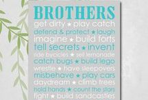 For the boys / by April Hauger