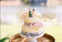 Wedding Cakes / A variety of cakes