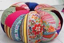 Fabric fun  / by April Hauger