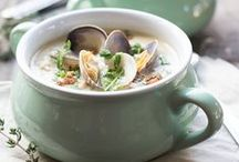 Soups and winter
