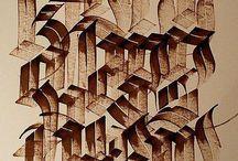 Lettering & Typographic