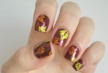 "Nifty Nails / Ideas for ""me"" / by Carey Bishop"