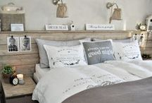 Sweet dreams / Deco & inspirations for bedrooms designs